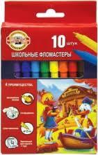 Школьные <b>фломастеры</b> купить недорого в Москве