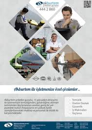 istanbyte cleaning company brochure ad by eminaks on istanbyte cleaning company magazine ad by eminaks