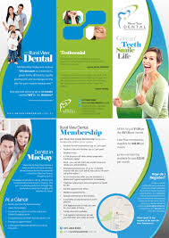 modern professional flyer design for nagesh meharwade by flyer design by theziners for rural view dental practice information flyers design 6184430