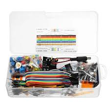 <b>ONEHP Electronic Components Junior</b> Kit With Resistor Breadboard ...
