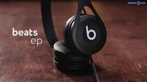 Обзор гарнитуры <b>Beats EP</b> On-Ear в 4k - YouTube