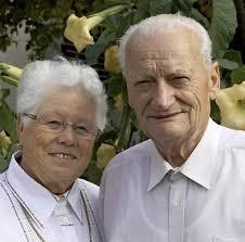 Ludwig und Lieselotte <b>Anna Rehm</b> feiern am heutigen Samstag ihre goldene <b>...</b> - 65043035