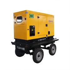 <b>China 100kw</b> Trailer <b>Soundproof</b> Diesel Mobile Generator - <b>China</b> ...