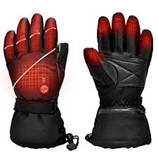 Upgraded Heated Gloves for Men Women,Electric Ski ... - Amazon.com