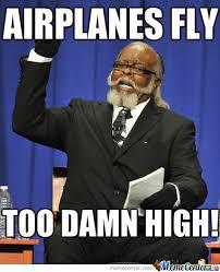 Airplanes, You Hopeless Things by makser9911 - Meme Center via Relatably.com