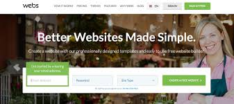 10 best website builders reviewed i bought and signed up website builder webs com