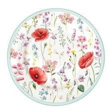 Коллекция посуды <b>Красные</b> маки от бренда <b>Easy LIfe</b> (Италия)