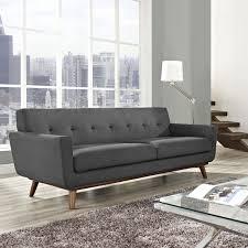 engage mid century sofa bedroomengaging office furniture overstock decorative