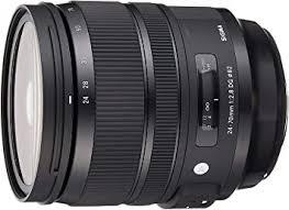 Sigma 24-70mm f/2.8 DG OS HSM Art Lens for ... - Amazon.com