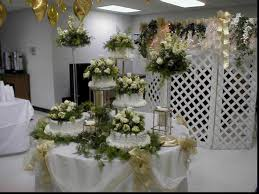 Cake Table Decoration Excellent Wedding Hall Decoration Ideas Superb Wedding Decor
