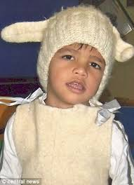 Rhys Lawrie murder: Cameron Rose, 16, jailed for 'dreadful violent killing' of disabled toddler | Mail Online - article-2240354-1645306E000005DC-118_306x423