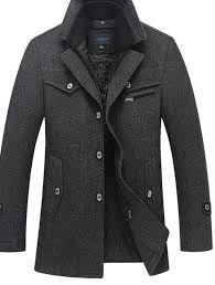 Best Offers for <b>thicken cotton</b> blend coat <b>men</b> ideas and get free ...