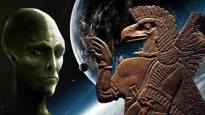 Легенда о том, что людей создали Аннунаки с планеты Нибиру ...