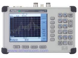 Anritsu Site Master S332D - <b>Портативный</b> анализатор спектра ...