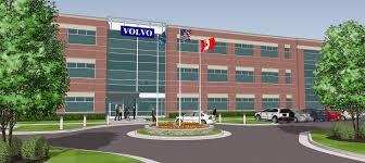 Volvo North America Landmark Builders Landmark Breaks Ground For Volvo Group North