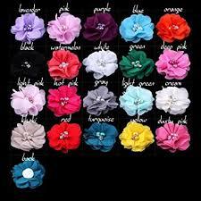 Pack of 20PCS Mixed Colors Flat-bottomed Beautiful ... - Amazon.com