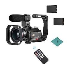 <b>ORDRO AC5 4K</b> WiFi <b>Digital</b> Video Camera Camcorder: Amazon.co ...