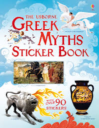greek myths sticker book rosie dickins com greek myths sticker book rosie dickins 9781409533030 com books