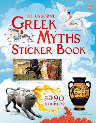 greek myths sticker book rosie dickins 9781409533030 amazon com greek myths sticker book rosie dickins 9781409533030 amazon com books