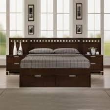 platform bedroom sets x warm cherry queen platform bedroom set