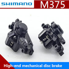 <b>SHIMANO</b> M375 <b>MTB mountain bike</b> mechanical disc <b>brake</b> ...