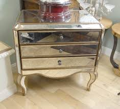 mirrored art deco chest drawers commode mirror furniture art deco mirrored furniture