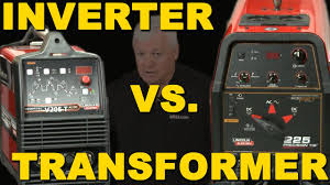 <b>Inverter</b> Welders Vs. Transformer Welders | <b>TIG</b> Time - YouTube