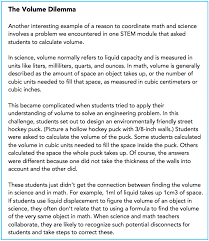 stem problems students can really address stem by design you want to be aware of possible inconsistencies in terminology and be sure you are using the correct teacher talk in discussing science and math content