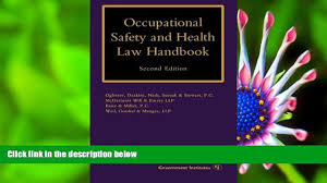 occupational safety and health law handbook 00 15