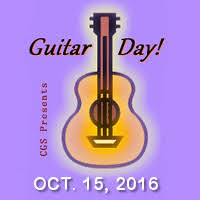 2016-2017 Concerts - Guitar Day ... - The Connecticut Guitar Society