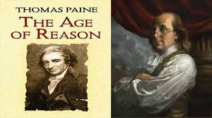 the age of reason a letter from benjamin franklin to thomas the age of reason a letter from benjamin franklin to thomas paine michael a sherlock author
