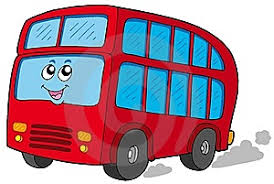 Картинки по запросу автобус карикатура