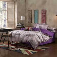 bedroom bedroom gorgeous paris style bedding with purple and white color bedroomgorgeous design style
