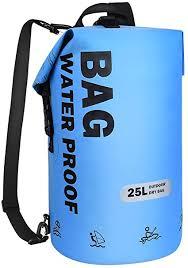 VBG VBIGER Dry Bags Waterproof Backpack 25L ... - Amazon.com