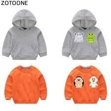 Online Shop ZOTOONE <b>Cute Animal Set</b> Iron On Transfers for ...