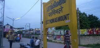 Image result for st thomas mount chennai