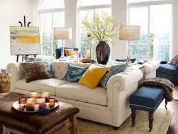 barn living room ideas decorate: pottery barn art on easel great way to fill an empty corner