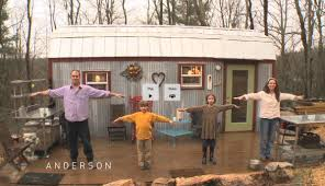Family Builds a Tiny House for Mortgage Free Future   Tiny House    family lives in tiny house   anderson cooper tv show