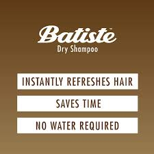<b>Batiste</b> - Dry shampoo and a hint of color for blondes - 200ml ...