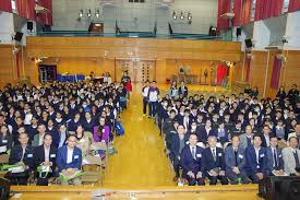 sir ellis kadoorie secondary school west kowloon career development programme for ethnic miinority youths
