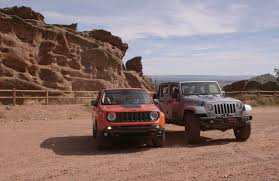 THE <b>JEEP</b>® <b>BRAND</b> AT RED ROCKS