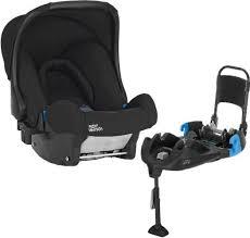 <b>Britax Romer Baby</b>-<b>Safe</b> с ременной базой Belted Base акция ...