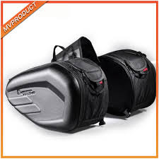 <b>GHOST RACING</b> Motorcycle Dual Side Saddle Bag Travel Cycling ...