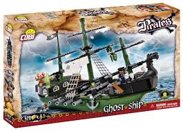 Купить <b>Конструктор Cobi Pirates</b> 6017 Призрачный корабль по ...
