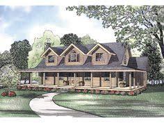 images about Wrap around porches on Pinterest   Porches    rustic house plans   wrap around porches   Pioneer Park