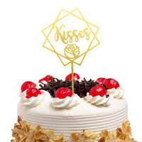 Happy Birthday <b>Cupcake Toppers</b> UK