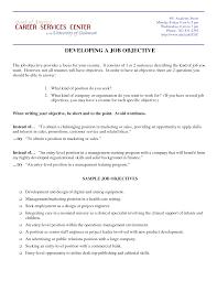 job objectives resume resume career objective  seangarrette co   resume objective resume student resume objective best sample resume resume objectives for marketing career   job objectives resume