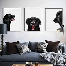 <b>Watercolor</b> Cute Animal <b>Pet Dog</b> • Posters & Prints, Rectangle ...