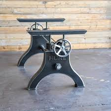 table bases american retro style industrial furniture desk