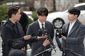 <b>K</b>-Pop <b>stars</b> Jung Joon-young, Choi Jong-hoon sentenced over rape ...